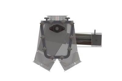 Material Handling Diverter