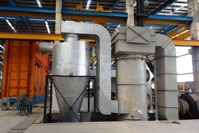 Fume Extraction Wet Scrubber System