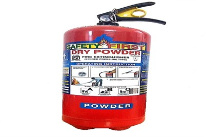 ABC Stored Pressure type Fire Extinguisher - 6 Kg