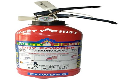 ABC Stored Pressure type Fire Extinguisher - 1 Kg