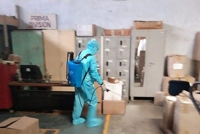 Sanitization and Fumigation Services