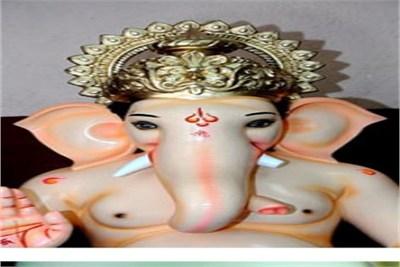 Ganesh murti 2
