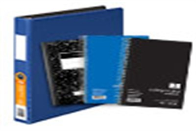 Paper Notebooks Organization