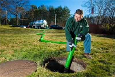 Septic Tank Cleaner Residential