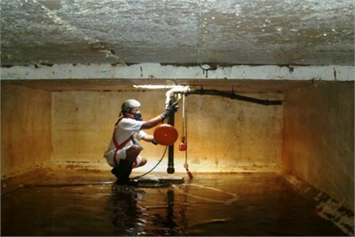 Cleaning Services For Underground Water Tank