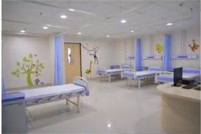 High Speed Hospital Partition