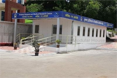 TEMPORARY COVID HOSPITAL