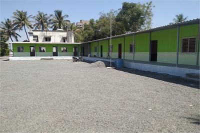 PREFAB SCHOOL