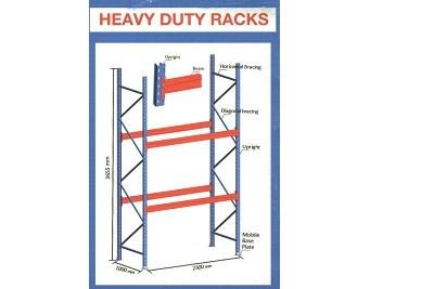 Heavy Duty Racks