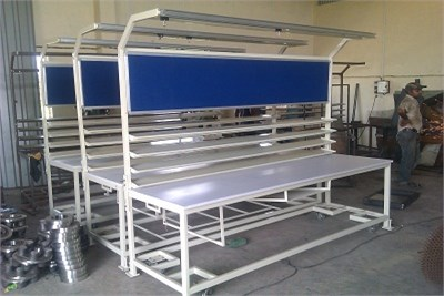 Workstation and Assembly Table