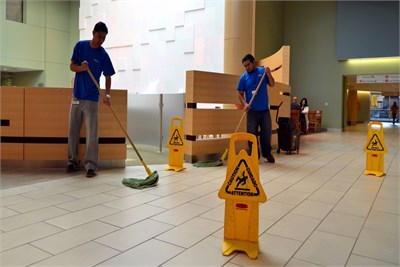 Hotels Housekeeping and Janitor Services