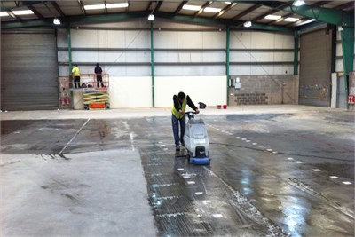 Industrial Housekeeping and Cleaning Service