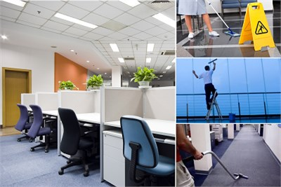 Office Housekeeping and Cleaning Services