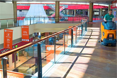 Shopping Malls Housekeeping and Cleaning Services