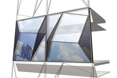 Glass Facade