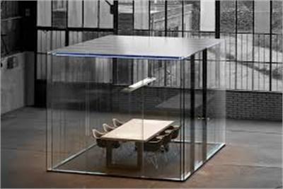 Glass Cubes
