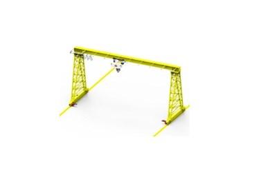 Gantry EOT Crane