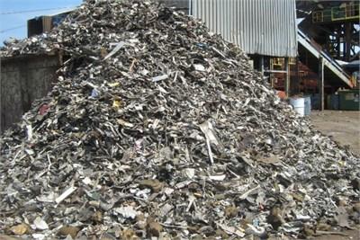 Aluminum Forging Scrap