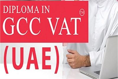Diploma in GCC VAT (UAE)