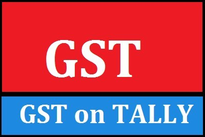 GST On TALLY