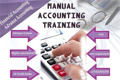 Diploma in Manual Accounting