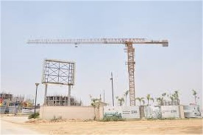 Fixed Tower Cranes