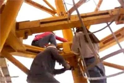 Maintenance of Tower Crane
