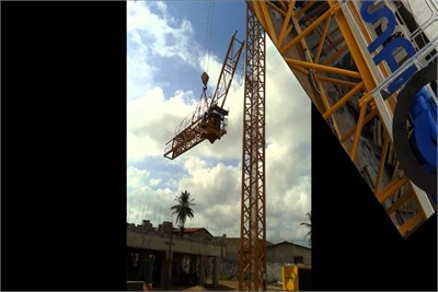 Erection and Dismantling of Tower Cranes