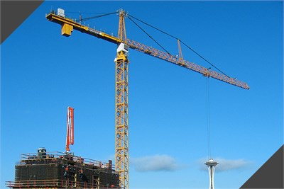 Tower Cranes for Building Constructions