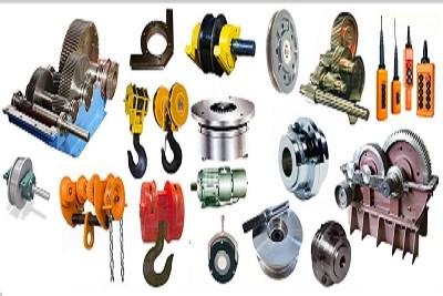 Crane Spare Parts Dealer
