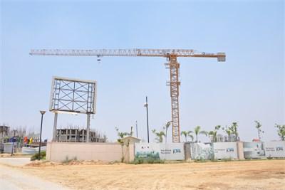 Crane for Construction Works