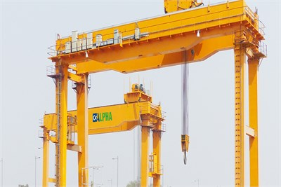 Gantry Cranes in Pune