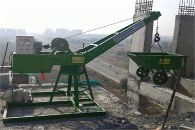 Dealers Material Lifting Hoist for Building Construction