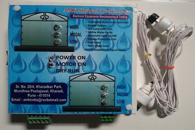 AMK Automatic Water Level Controller