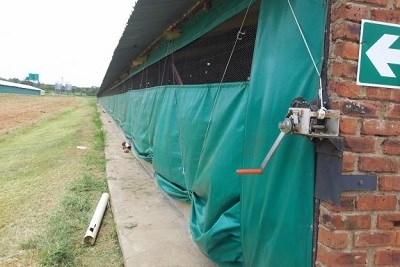 Poultry Curtains