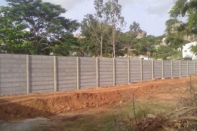 Boundary Compound Wall