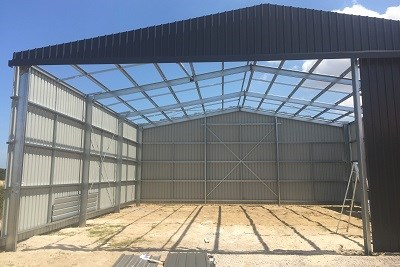 Structural Shed