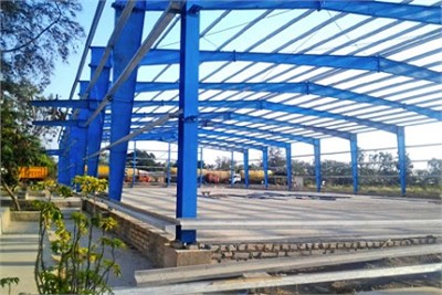 PEB Structures Fabrication Service