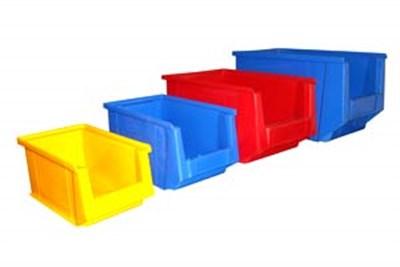 Plastic Bins