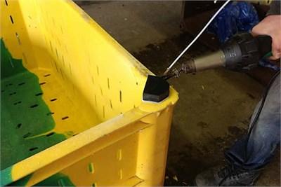Plastic Crates Repairs