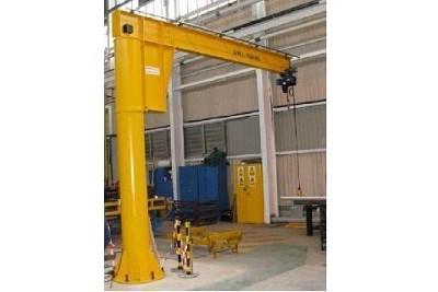 Pillar Mounted Slewing Jib Crane
