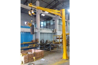 Column Mounting Slewing Jib Crane