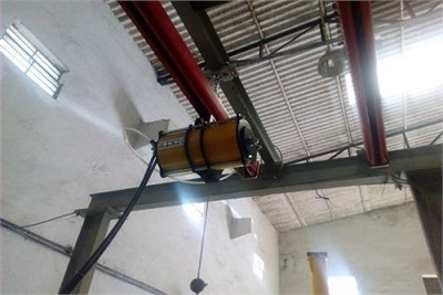 Zero Gravity Air Balancer