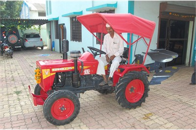 Small Mahindra Yuvraj Tractor Cultivator Manufacturer in