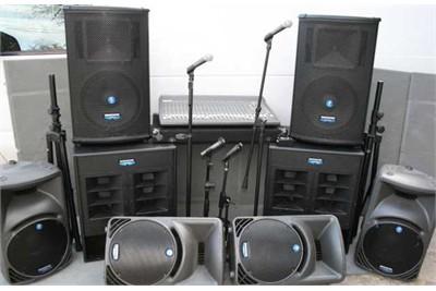 DJ Sound Systems