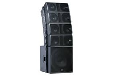 best line array sound system on hire